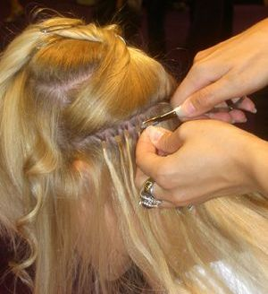 Micro Loop Hair Extensions Glasgow 71